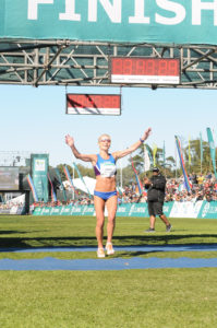 Two Oceans Finish