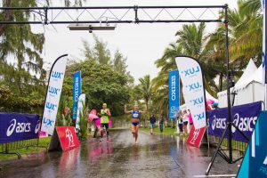 Jenna Challenor Finish Mauritius Half-marathon 2017 copy